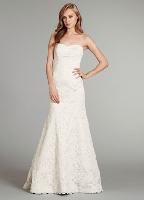 Hayley Paige Bridal Dresses Style 6213 by JLM Couture, Inc.