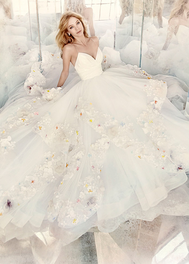 Hayley Paige Bridal Dresses Style 6601 by JLM Couture, Inc.