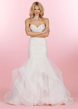 Hayley Paige Bridal Dresses Style 6460 by JLM Couture, Inc.