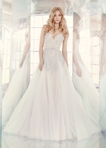 Hayley Paige Bridal Dresses Style 6608 by JLM Couture, Inc.