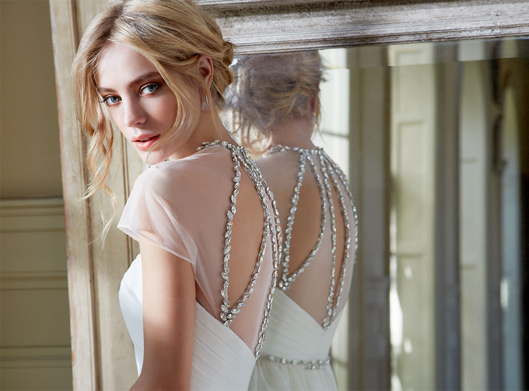 Hayley Paige Bridal Gowns, Wedding Dresses Style HP6300 by JLM Couture, Inc.