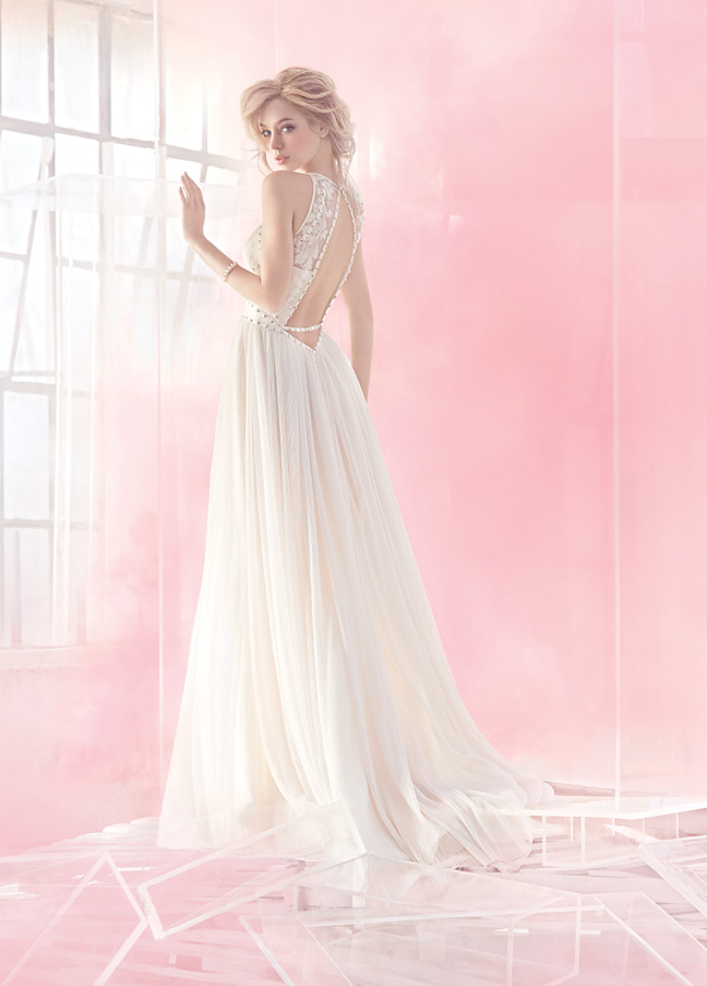 Hayley Paige Bridal Gowns, Wedding Dresses Style HP6500 by JLM Couture, Inc.
