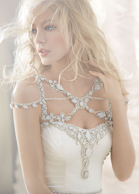 Hayley Paige Bridal Gowns, Wedding Dresses Style HP6362 by JLM Couture, Inc.