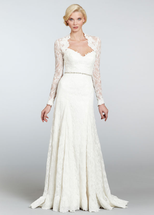 Hayley Paige Bridal Gowns, Wedding Dresses Style HP6305 by JLM Couture, Inc.