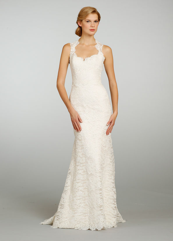 Jim Hjelm Bridal Dresses Style 8312 by JLM Couture, Inc.