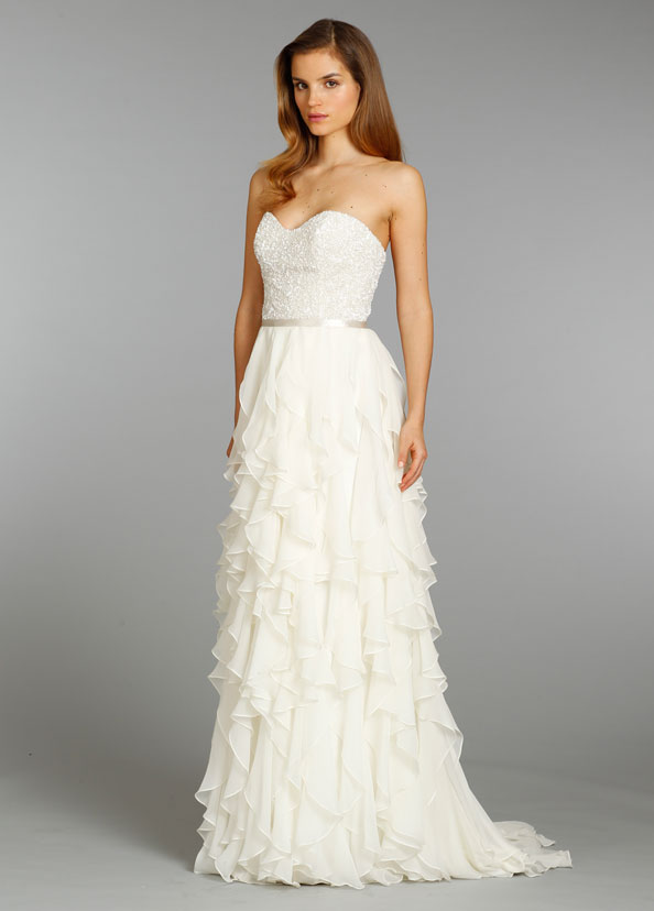 Jim Hjelm Bridal Dresses Style 8353 by JLM Couture, Inc.