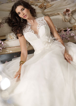 Jim Hjelm Bridal Dresses Style 8063 by JLM Couture, Inc.