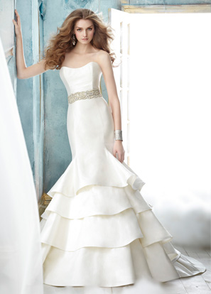 Jim Hjelm Bridal Dresses Style 8208 by JLM Couture, Inc.