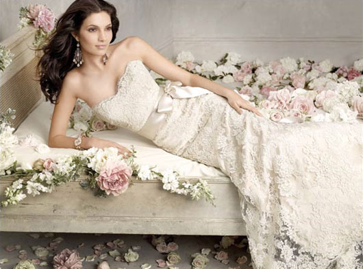 Jim Hjelm Bridal Gowns, Wedding Dresses Style jh8763 by JLM Couture, Inc.