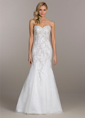 Lovelle By Lazaro Bridal Dresses Style 4505 by JLM Couture, Inc.
