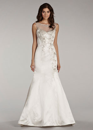 Lovelle By Lazaro Bridal Dresses Style 4402 by JLM Couture, Inc.
