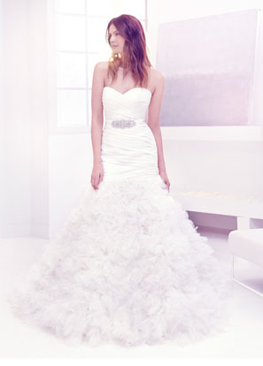 Lovelle By Lazaro Bridal Dresses Style 4408 by JLM Couture, Inc.