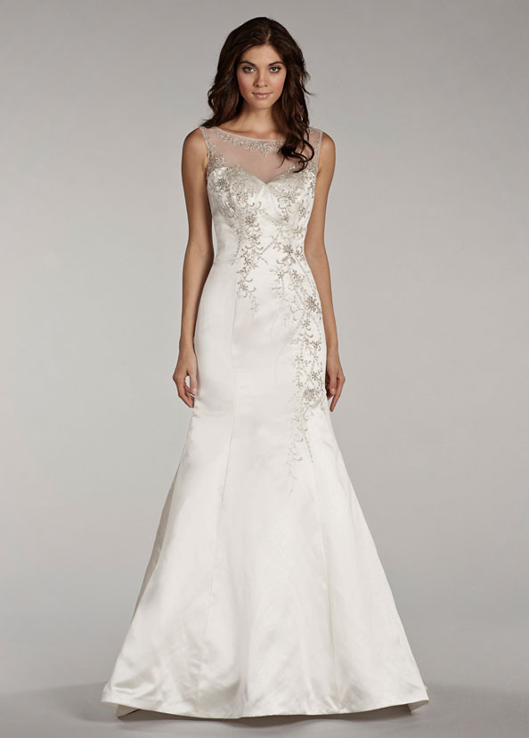 Lovelle By Lazaro Bridal Gowns, Wedding Dresses Style LL4402 by JLM Couture, Inc.