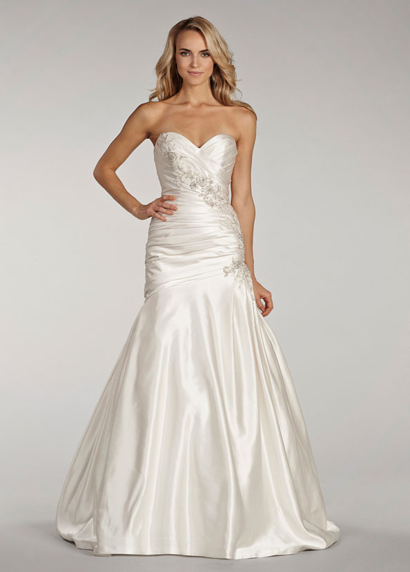 Lovelle By Lazaro Bridal Gowns, Wedding Dresses Style LL4400 by JLM Couture, Inc.