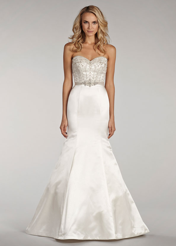 Lovelle By Lazaro Bridal Gowns, Wedding Dresses Style LL4407 by JLM Couture, Inc.