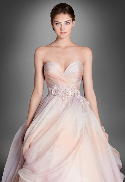 bridal gowns wedding dresses by lazaro style lz3561