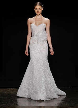 Lazaro Bridal Dresses Style 3412 by JLM Couture, Inc.