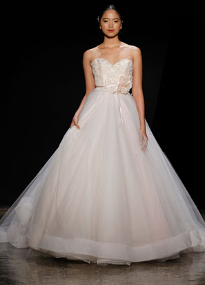 Lazaro Bridal Dresses Style 3403 by JLM Couture, Inc.