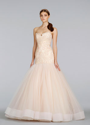 Lazaro Bridal Dresses Style 3402 by JLM Couture, Inc.
