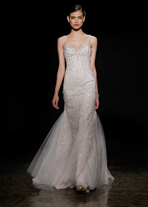 Lazaro Bridal Dresses Style 3405 by JLM Couture, Inc.