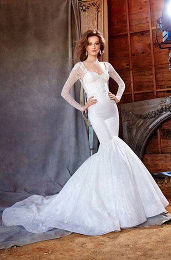 Lazaro Bridal Dresses Style 3560 by JLM Couture, Inc.