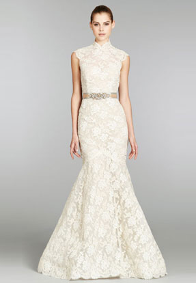 Lazaro Bridal Dresses Style 3352 by JLM Couture, Inc.