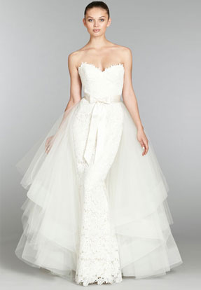 Lazaro Bridal Dresses Style 3357 by JLM Couture, Inc.