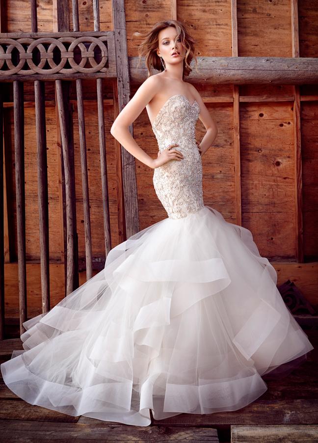 Lazaro bridal gowns wedding dresses style lz3553 by jlm for Lazaro wedding dress price range