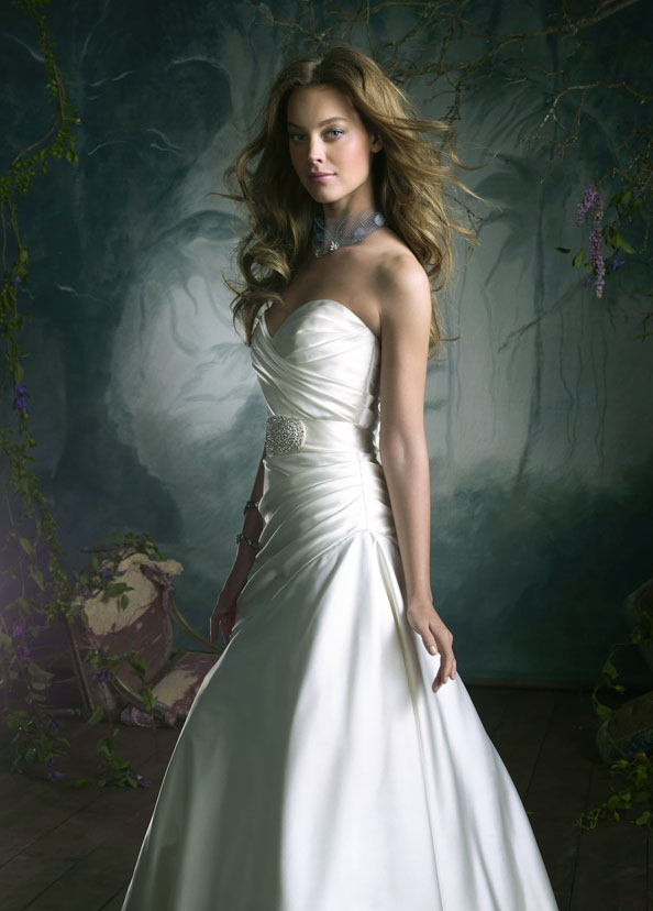 Lazaro Bridal Gowns, Wedding Dresses Style LZ3053 by JLM Couture, Inc.