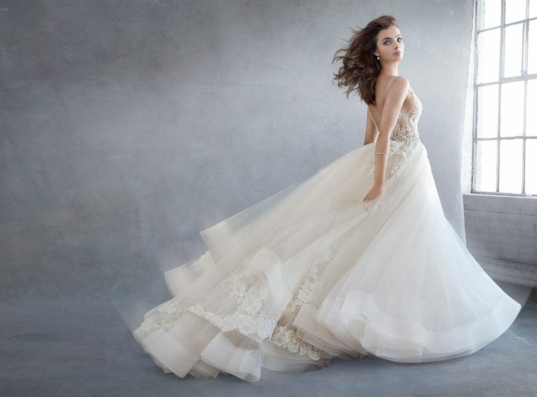Wedding Dress Styles: Bridal Gowns, Wedding Dresses By Lazaro