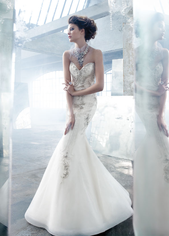 Bridal Gowns, Wedding Dresses by Lazaro - Style LZ3306