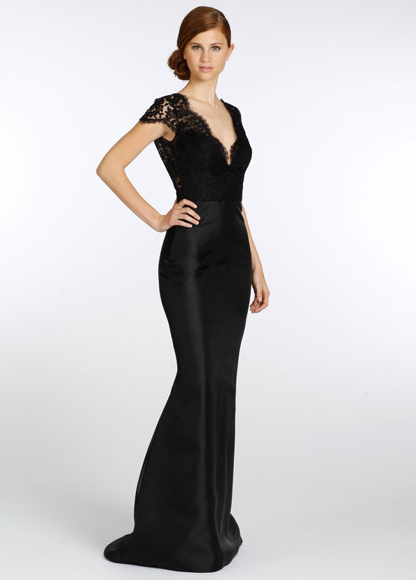 Noir By Lazaro Bridesmaids and Special Occasion Dresses Style NZ3378 by JLM Couture, Inc.
