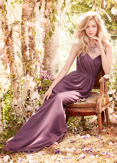 Jim Hjelm Occasions Bridesmaids and Special Occasion Dresses Style 5553 by JLM Couture, Inc.