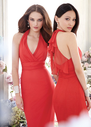 Hayley Paige Occasions Bridesmaids and Special Occasion Dresses Style 5266 by JLM Couture, Inc.