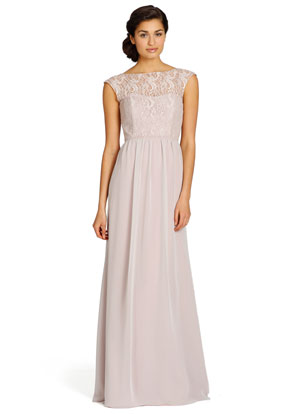 Hayley Paige Occasions Bridesmaids and Special Occasion Dresses Style 5351 by JLM Couture, Inc.