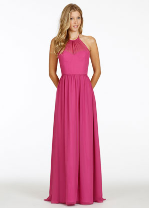 Hayley Paige Occasions Bridesmaids and Special Occasion Dresses Style 5404 by JLM Couture, Inc.