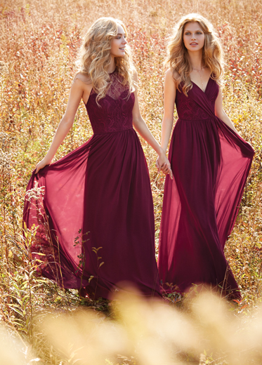 Hayley Paige Occasions Bridesmaids and Special Occasion Dresses Style 5613 by JLM Couture, Inc.
