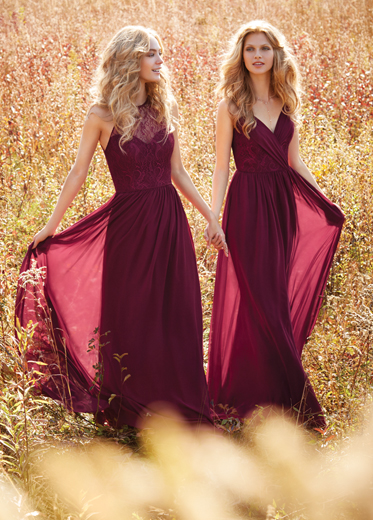 Hayley Paige Occasions Bridesmaids and Special Occasion Dresses Style 5612 by JLM Couture, Inc.