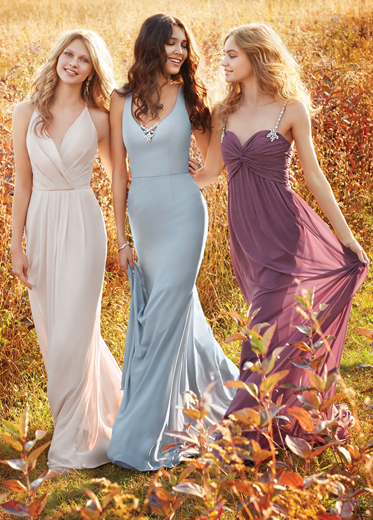 Hayley Paige Occasions Bridesmaids and Special Occasion Dresses Style 5624 by JLM Couture, Inc.