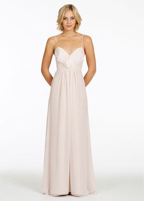 Hayley Paige Occasions Bridesmaids and Special Occasion Dresses Style 5400 by JLM Couture, Inc.