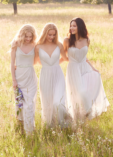 Jim Hjelm Occasions Bridesmaids and Special Occasion Dresses Style 5561 by JLM Couture, Inc.