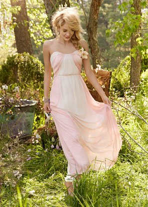 Hayley Paige Occasions Bridesmaids and Special Occasion Dresses Style 5357 by JLM Couture, Inc.