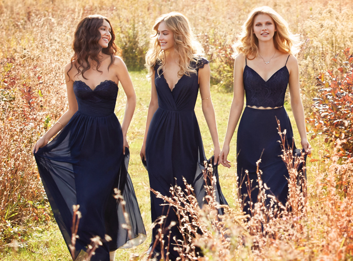 Hayley Paige Occasions Bridesmaids and Special Occasion Dresses Style 5602 by JLM Couture, Inc.