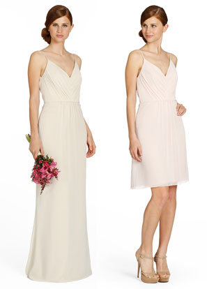 Hayley Paige Occasions Bridesmaids and Special Occasion Dresses Style 5358 by JLM Couture, Inc.