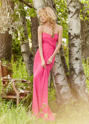 Hayley Paige Occasions Bridesmaids and Special Occasion Dresses Style 5360 by JLM Couture, Inc.