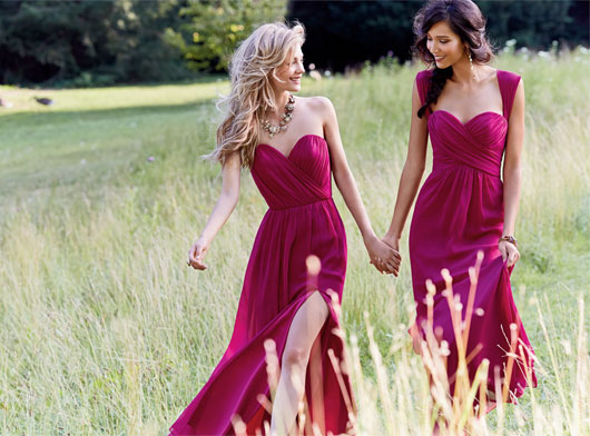 Hayley Paige Occasions Bridesmaids and Special Occasion Dresses Style 5462 by JLM Couture, Inc.