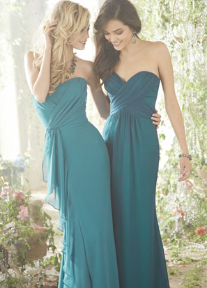 Hayley Paige Occasions Bridesmaids and Special Occasion Dresses Style 5424 by JLM Couture, Inc.