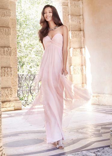 Hayley Paige Occasions Bridesmaids and Special Occasion Dresses Style 5514 by JLM Couture, Inc.