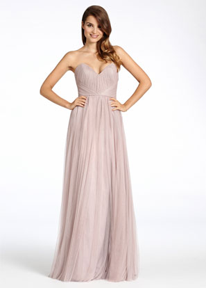 Hayley Paige Occasions Bridesmaids and Special Occasion Dresses Style 5511 by JLM Couture, Inc.