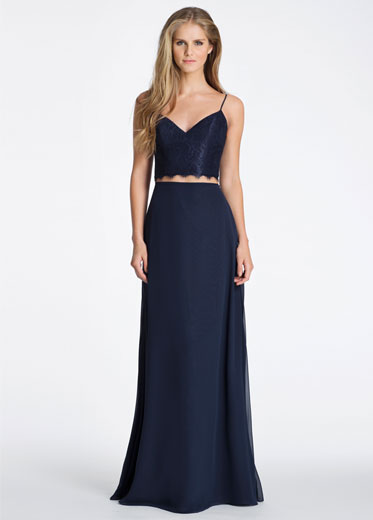 Hayley Paige Occasions Bridesmaids and Special Occasion Dresses Style 5601 by JLM Couture, Inc.